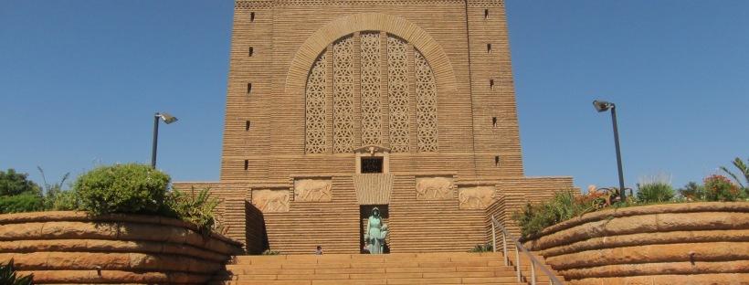 Voortrekker Monument close to Pretoria, South Africa