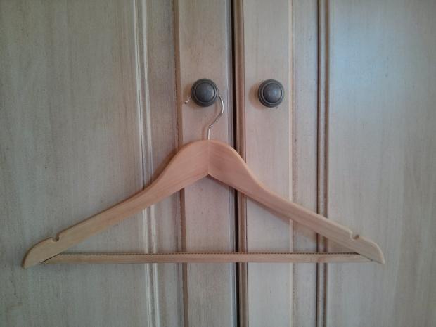 Empty Hanger
