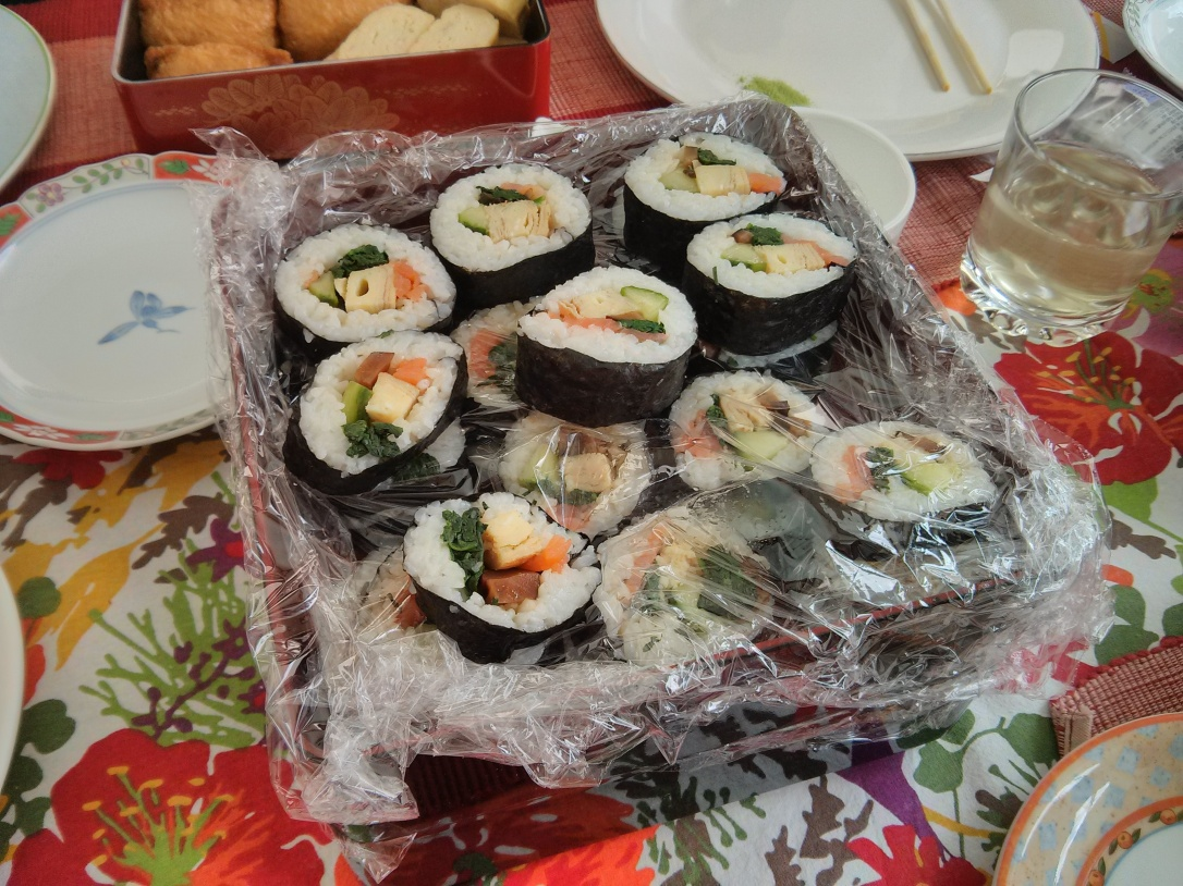 Superb and expertly made sushi.