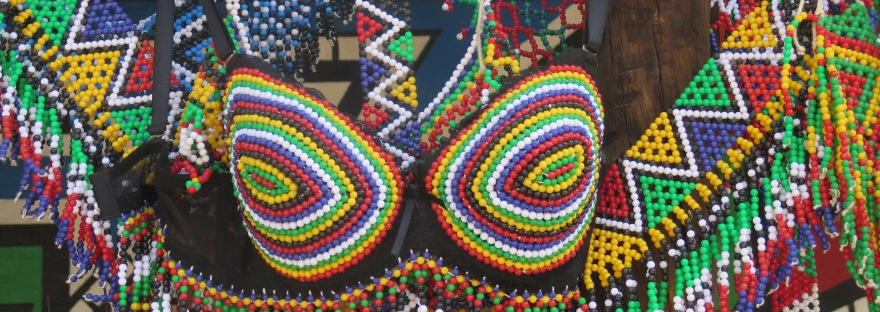 beaded clothes in south africa