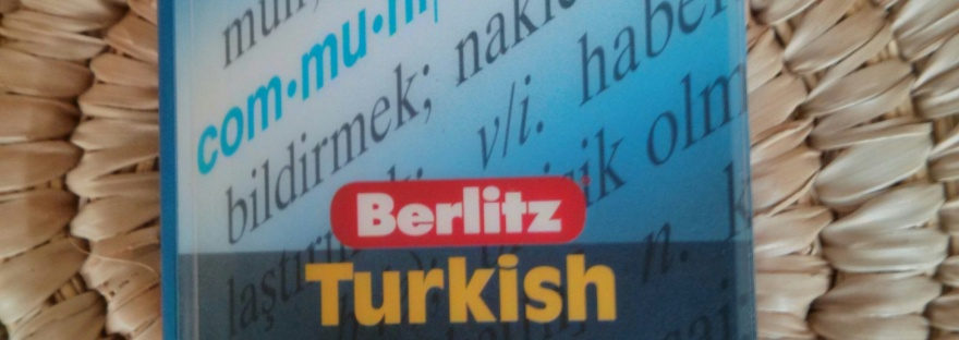 Turkish English Dictionary Berlitz lost in translation