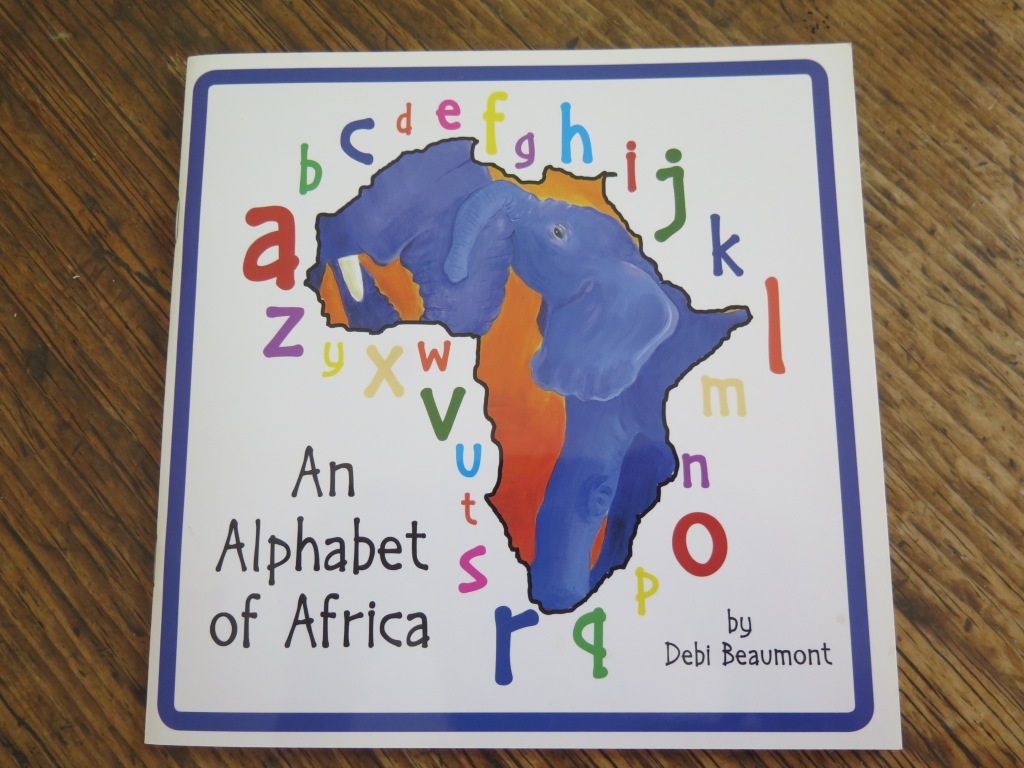 An Alphabet of Africa by Debi Beaumont Generation Xpat