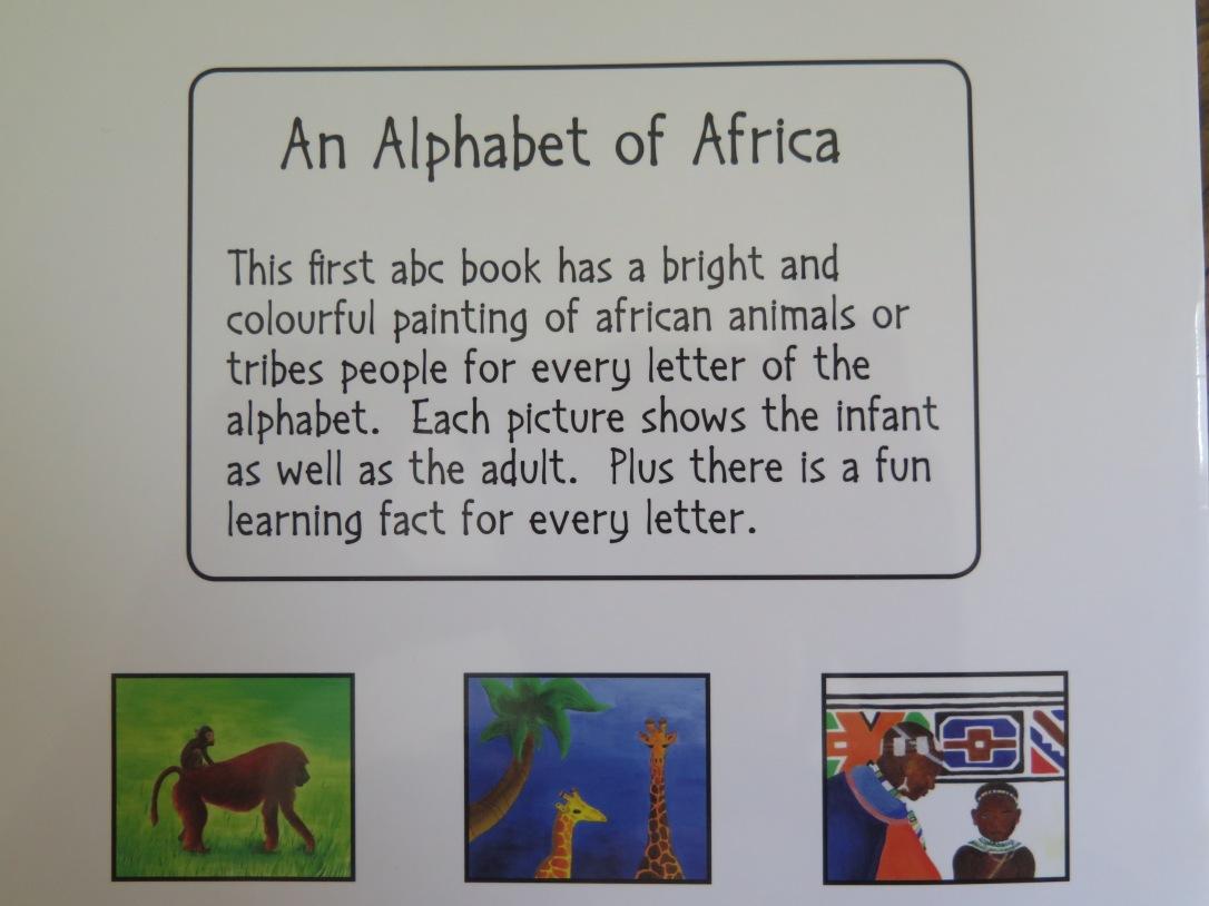 Generation expat Debi Beaumont illustrator of An Alphabet of Africa