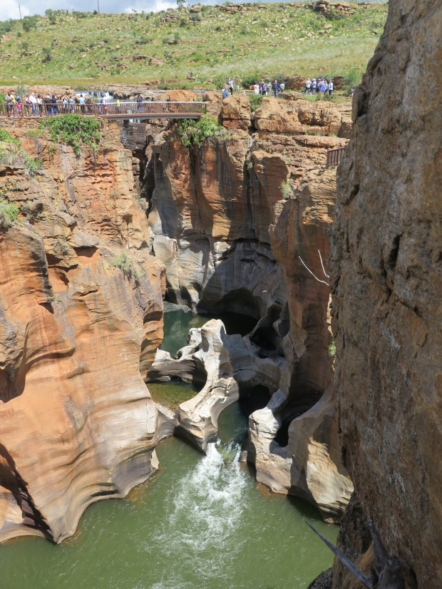 Panorama Route South Africa Bourke's Luck potholes Mpumalanga