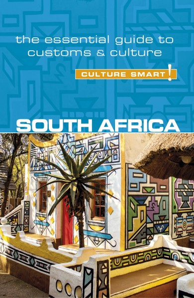 Culture Smart South Africa front cover of book.
