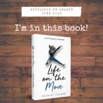 Expat Anthology Book cover Life on the Move by Lisa Webb